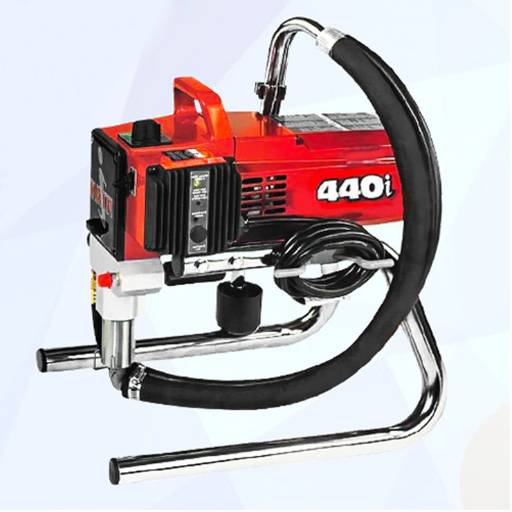 高压柱塞式喷涂机 喷涂设备 高压无气喷涂机 举报