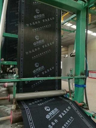 SBS改性沥青防水卷材厂家直销快速发货