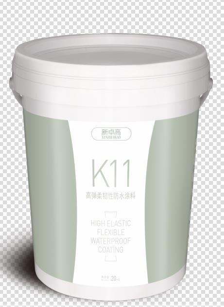 K11高弹柔韧性防水涂料