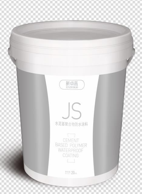 新卓高JS水泥基聚合物防水涂料